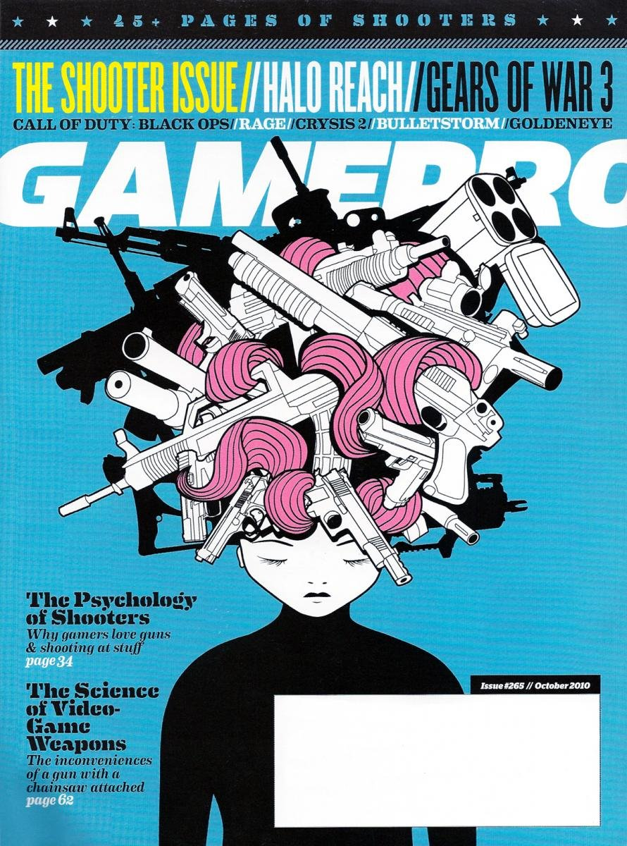 GamePro Issue 265 October 2010