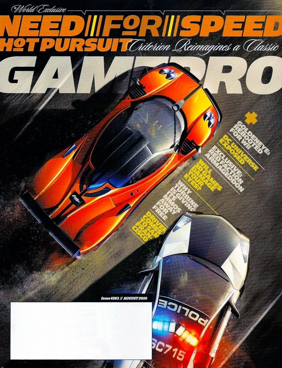 GamePro Issue 263 August 2010