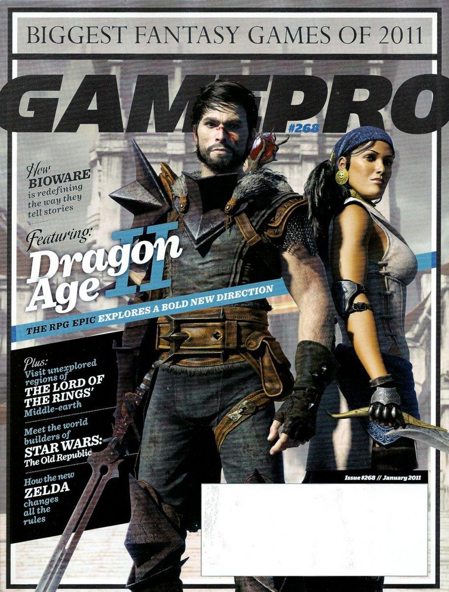 GamePro Issue 268 January 2011