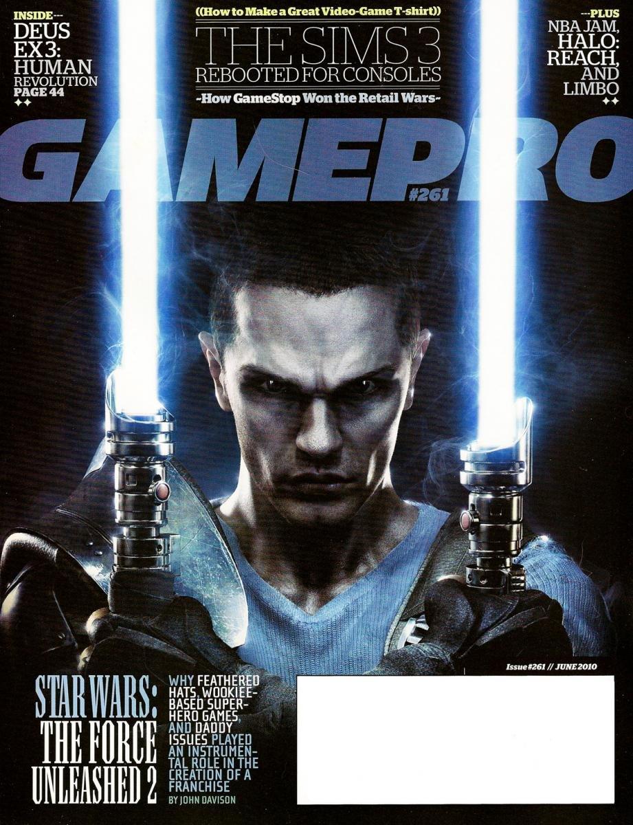 GamePro Issue 261 June 2010