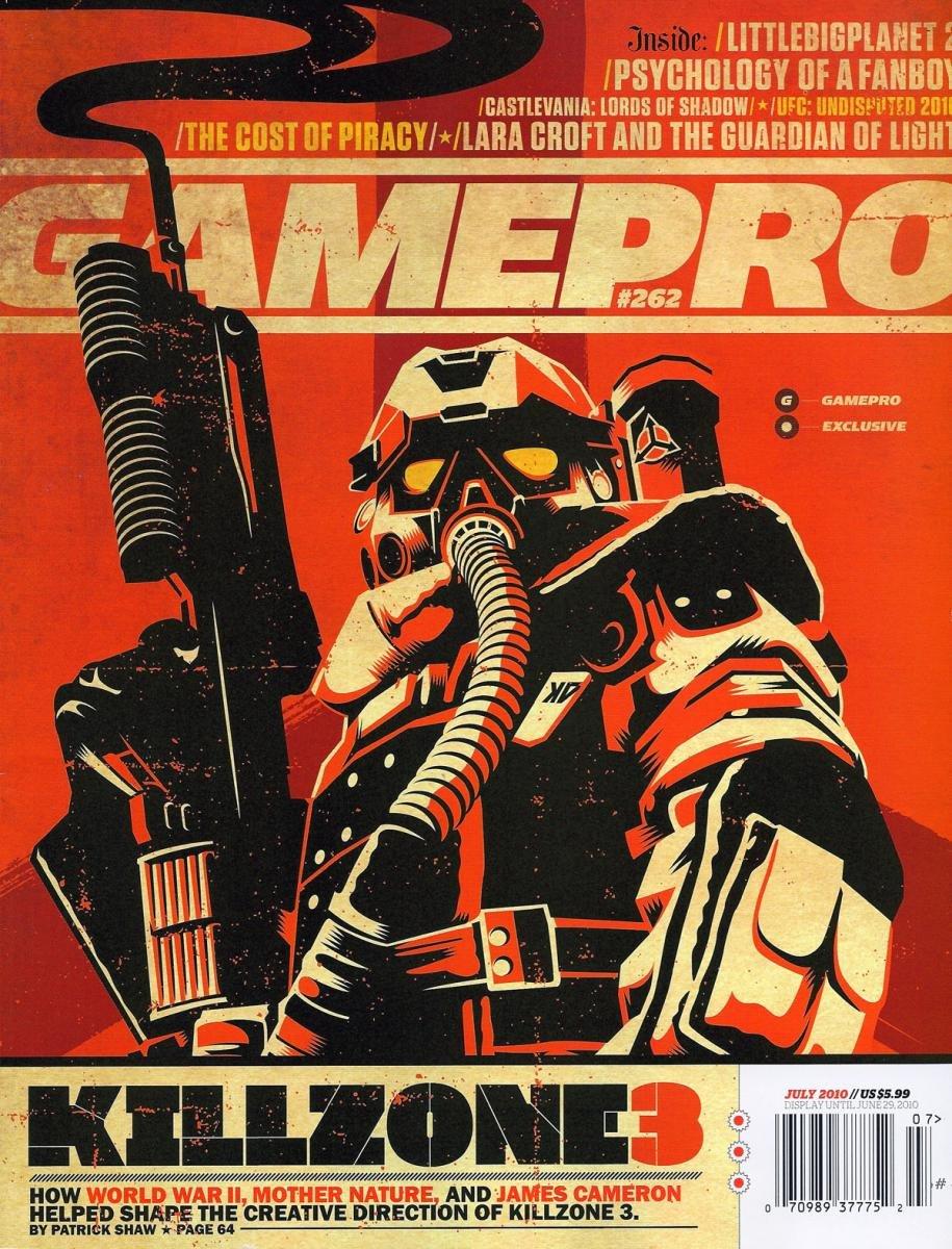 GamePro Issue 262 July 2010