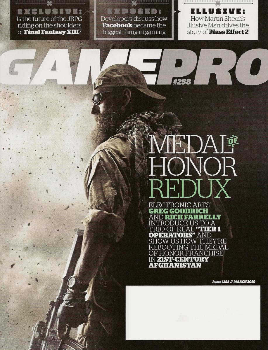 GamePro Issue 258 March 2010