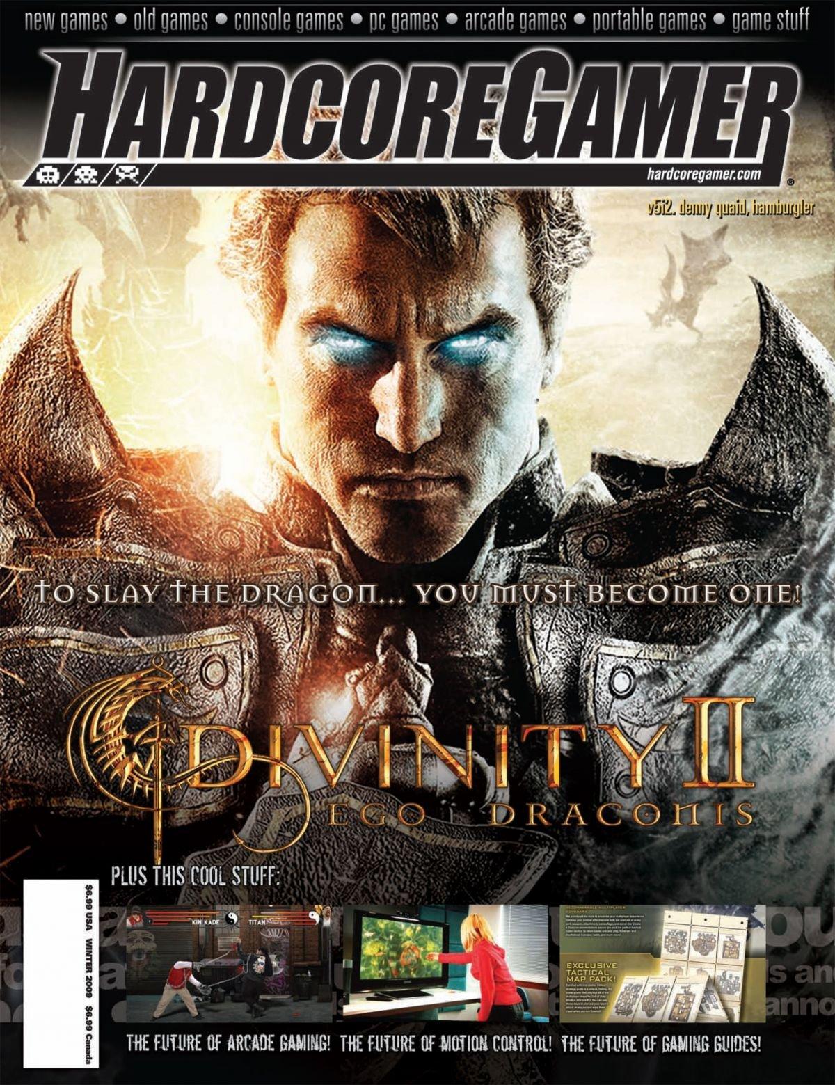 Hardcore Gamer Magazine Issue 36 First Half 2010