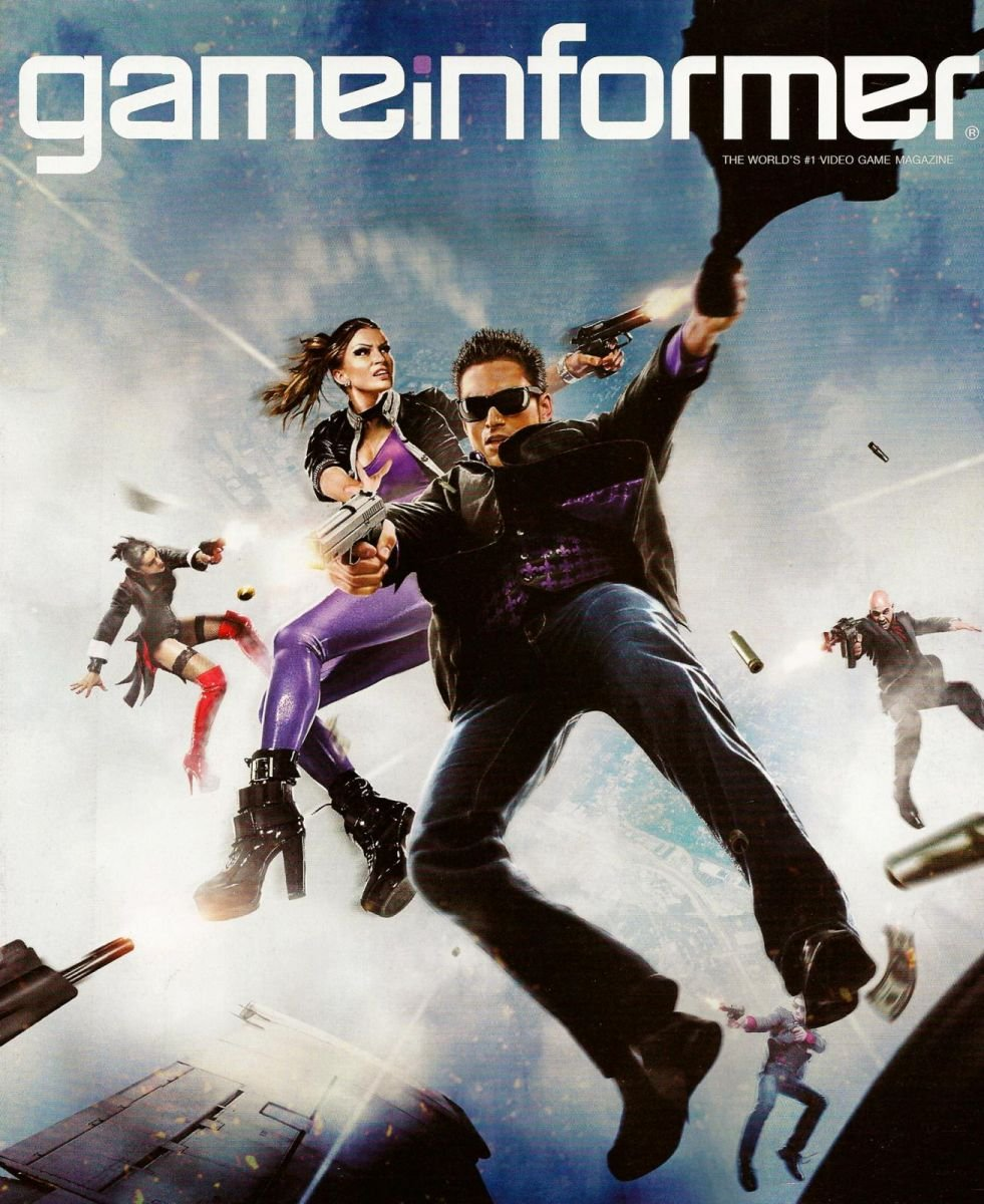 Game Informer Issue 216 April 2011