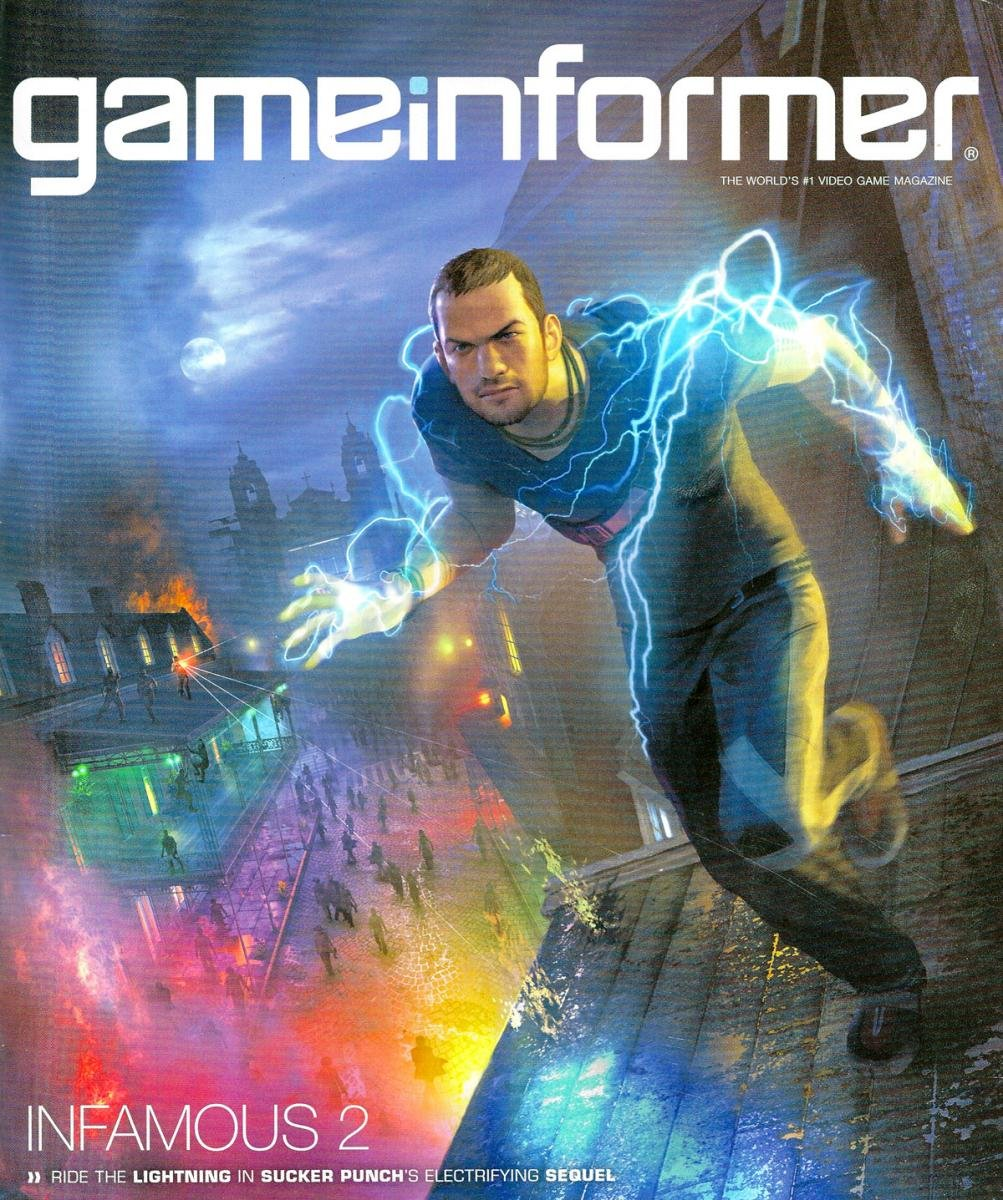 Game Informer Issue 207 July 2010