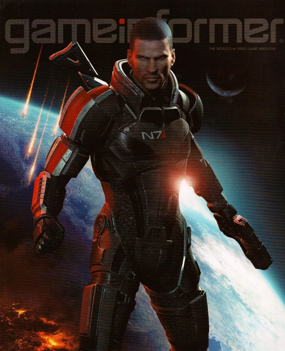Game Informer Issue 217 May 2011