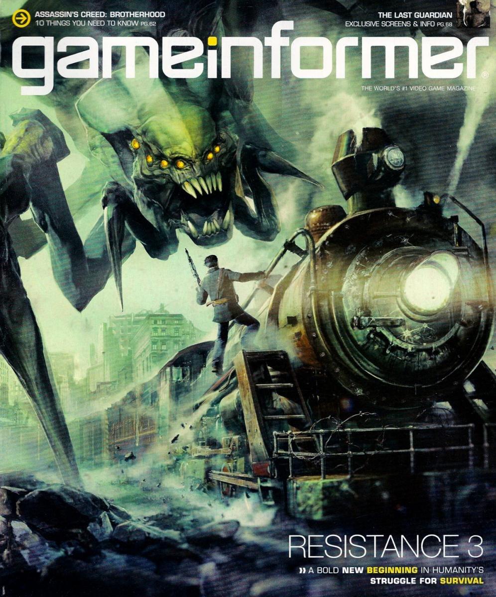 Game Informer Issue 211 November 2010