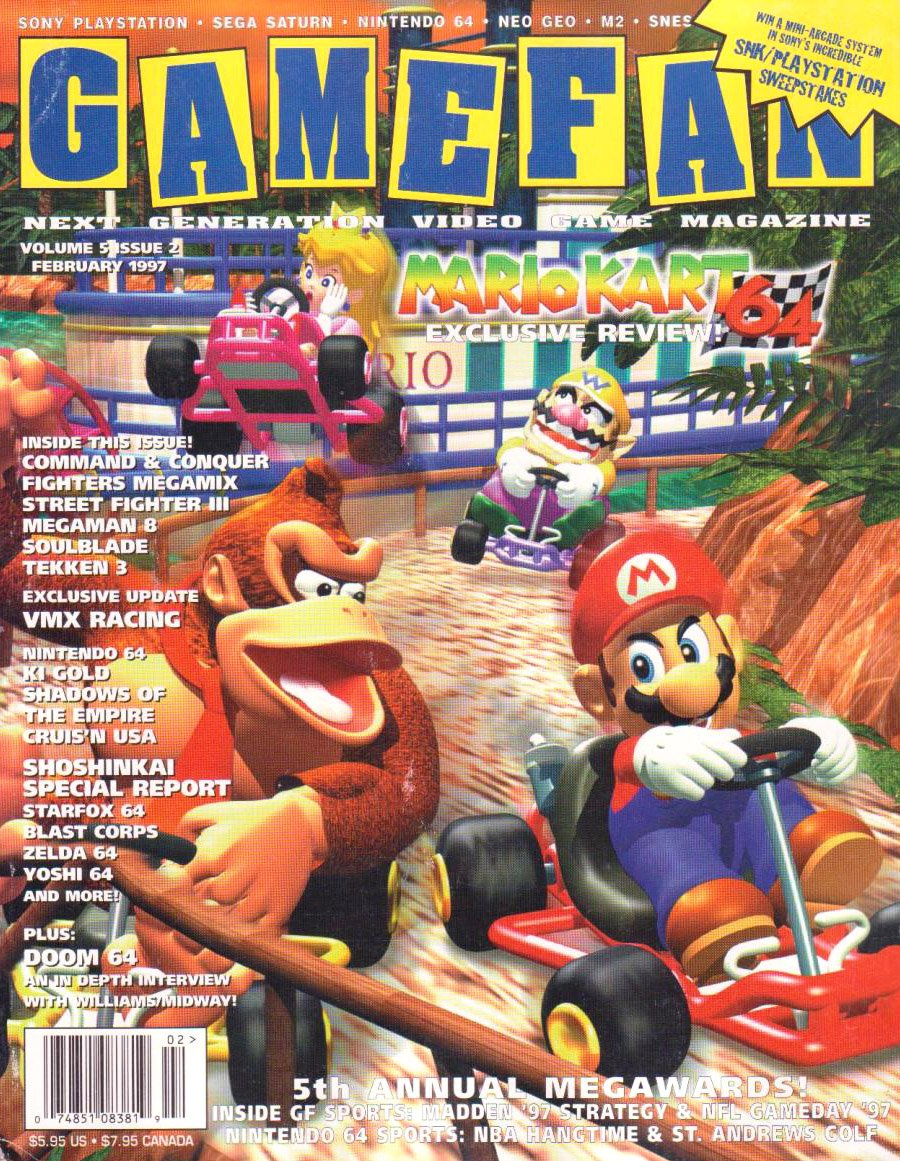 Gamefan Issue 50 February 1997 (Volume 5 Issue 2)