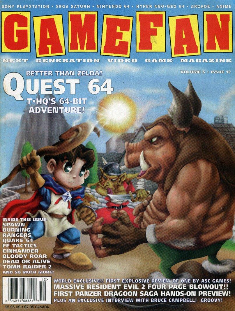 Gamefan Issue 60 December 1997 (Volume 5 Issue 12)
