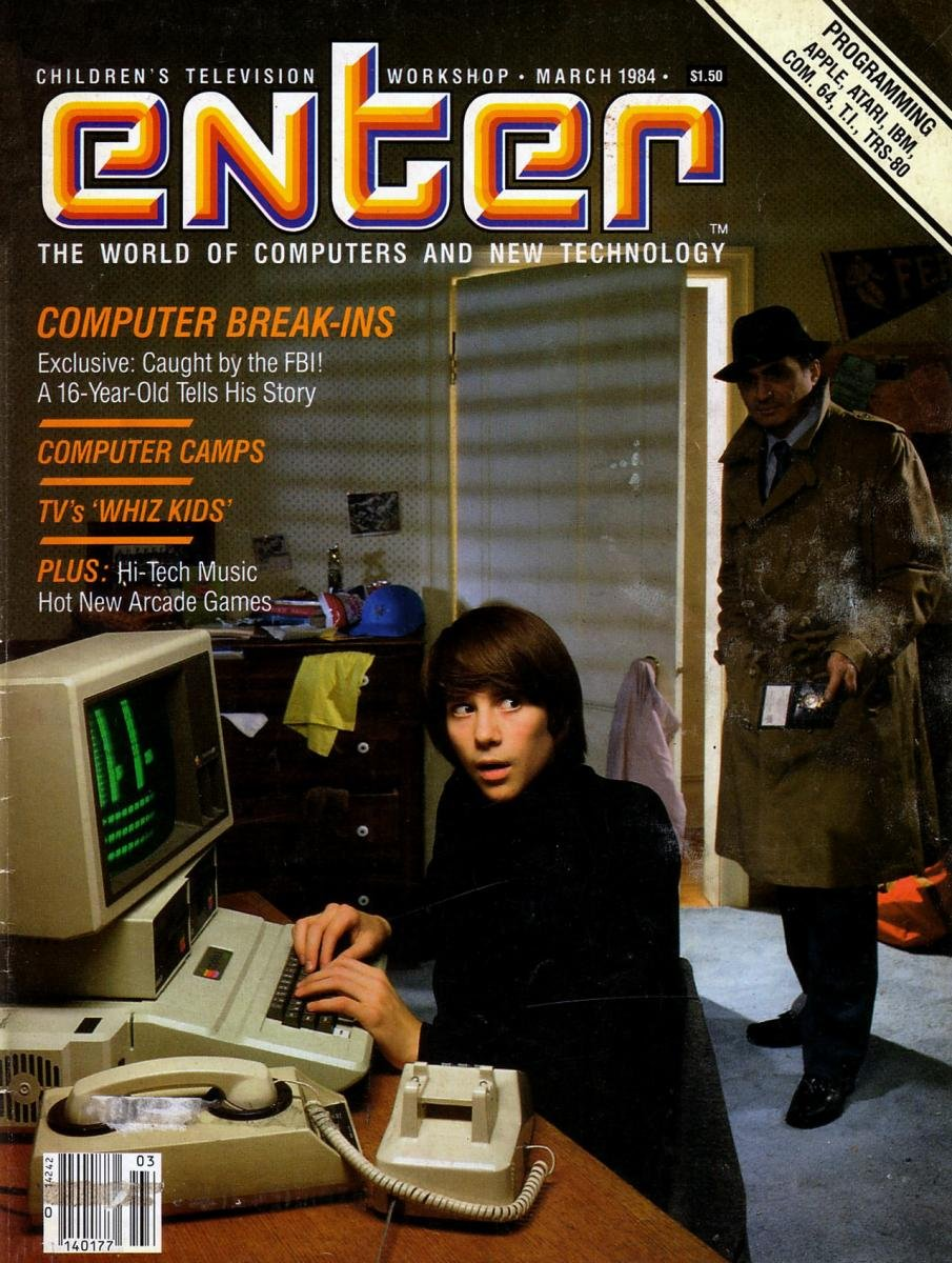 Enter Issue 05 March 1984