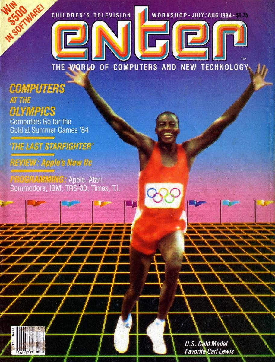 Enter Issue 09 July-August 1984