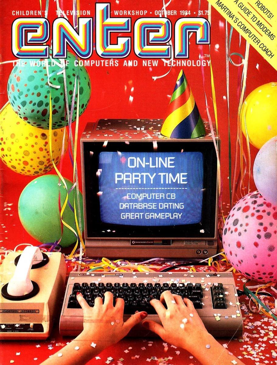 Enter Issue 11 October 1984