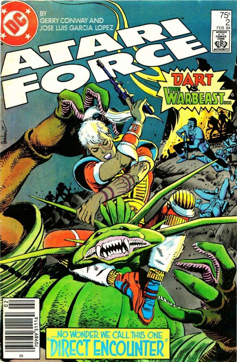Atari Force Issue 02 February 1984