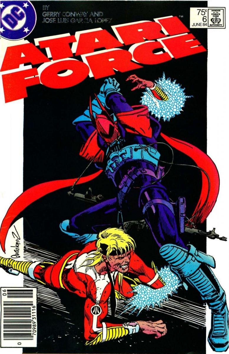 Atari Force Issue 06 June 1984