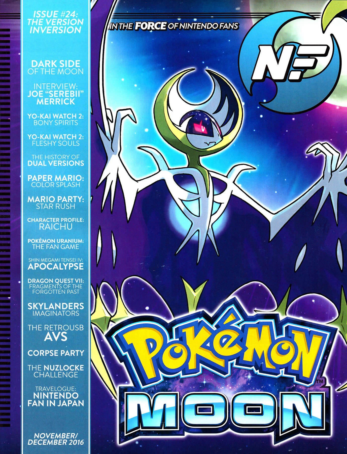 Nintendo Force Issue 24 November/December 2016 Side 2