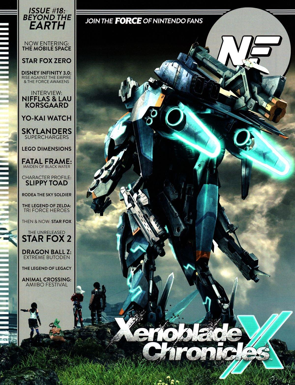 Nintendo Force Issue 018 November/December 2015