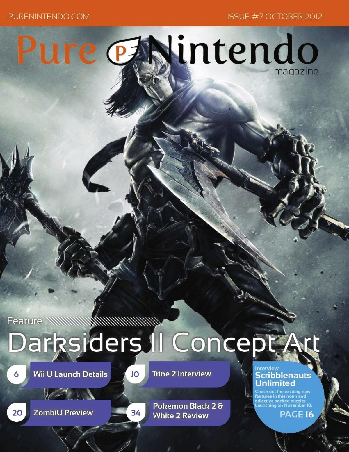 Pure Nintendo Magazine Issue 07 October 2012