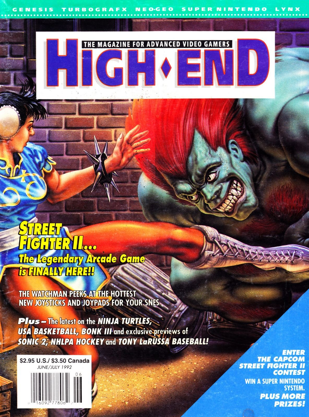 High-End Issue 3 June/July 1992