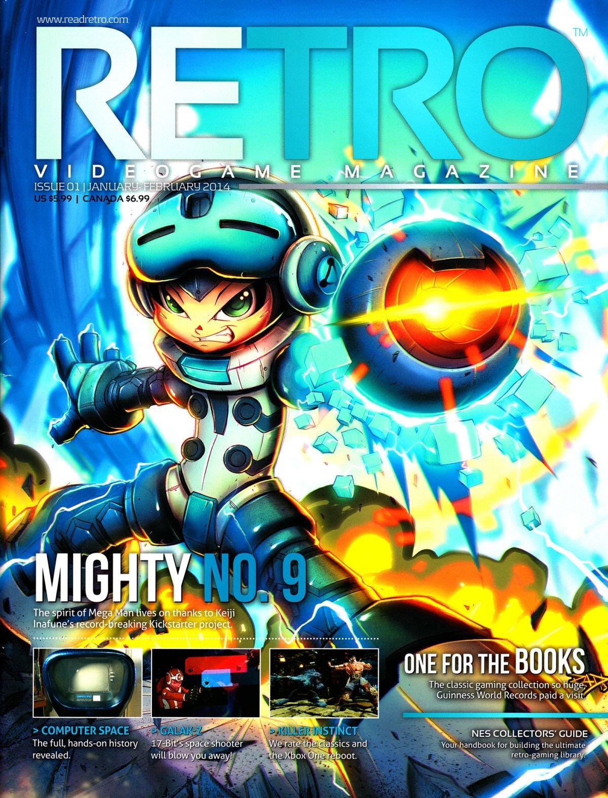 Retro Issue 001 January/February 2014