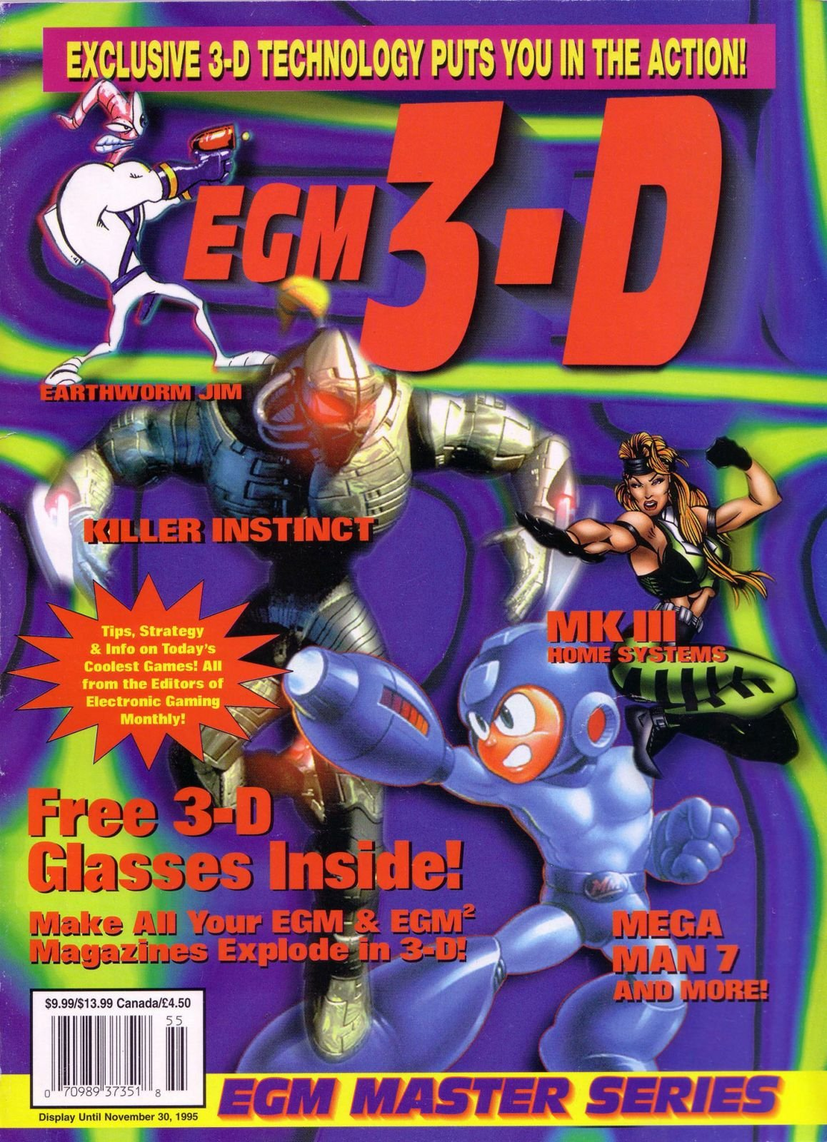EGM 3 D November 1995