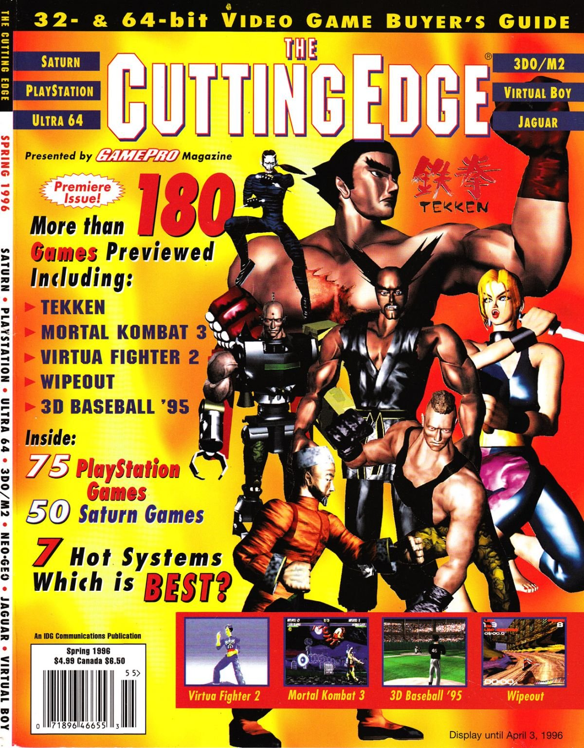 The Cutting Edge Spring 1996