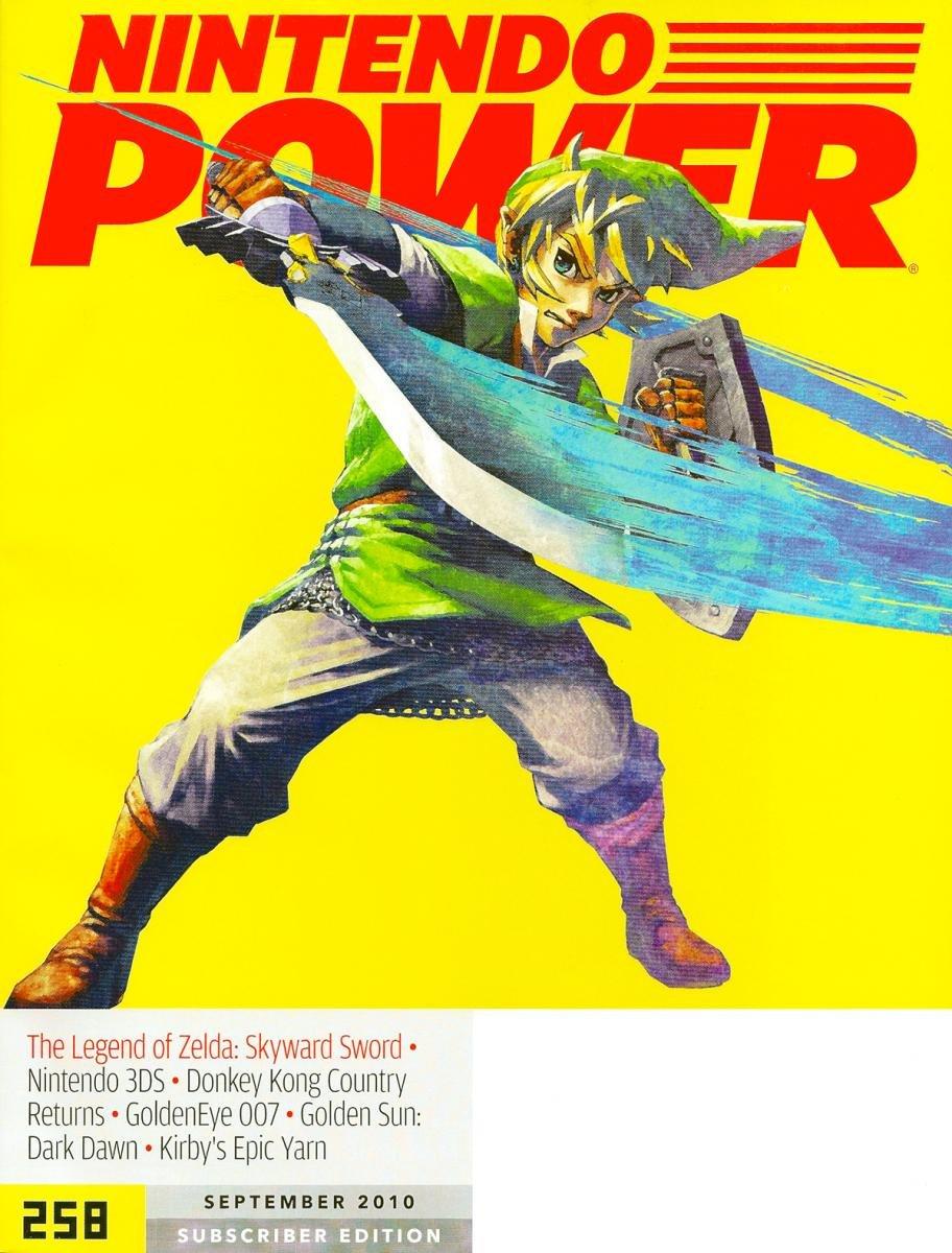 Nintendo Power Issue 258 September 2010