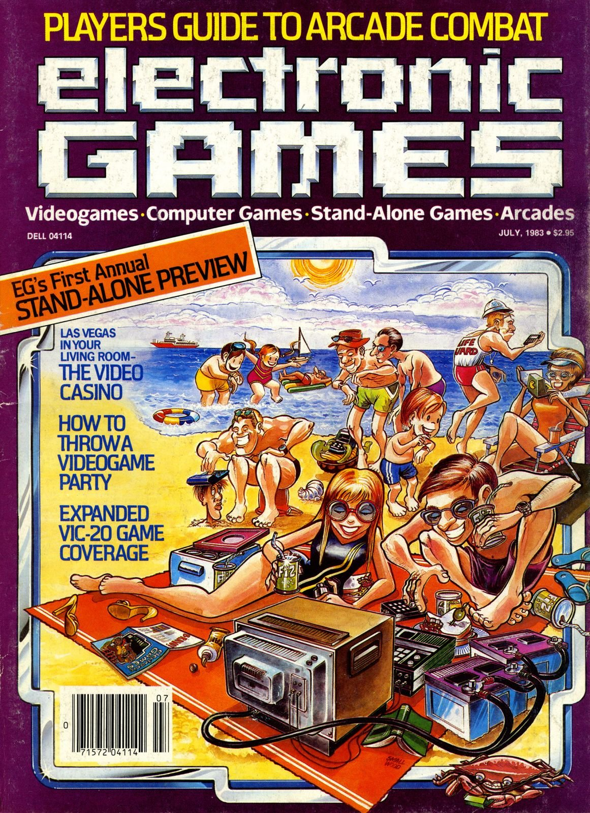 Electronic Games Issue 17 July 1983