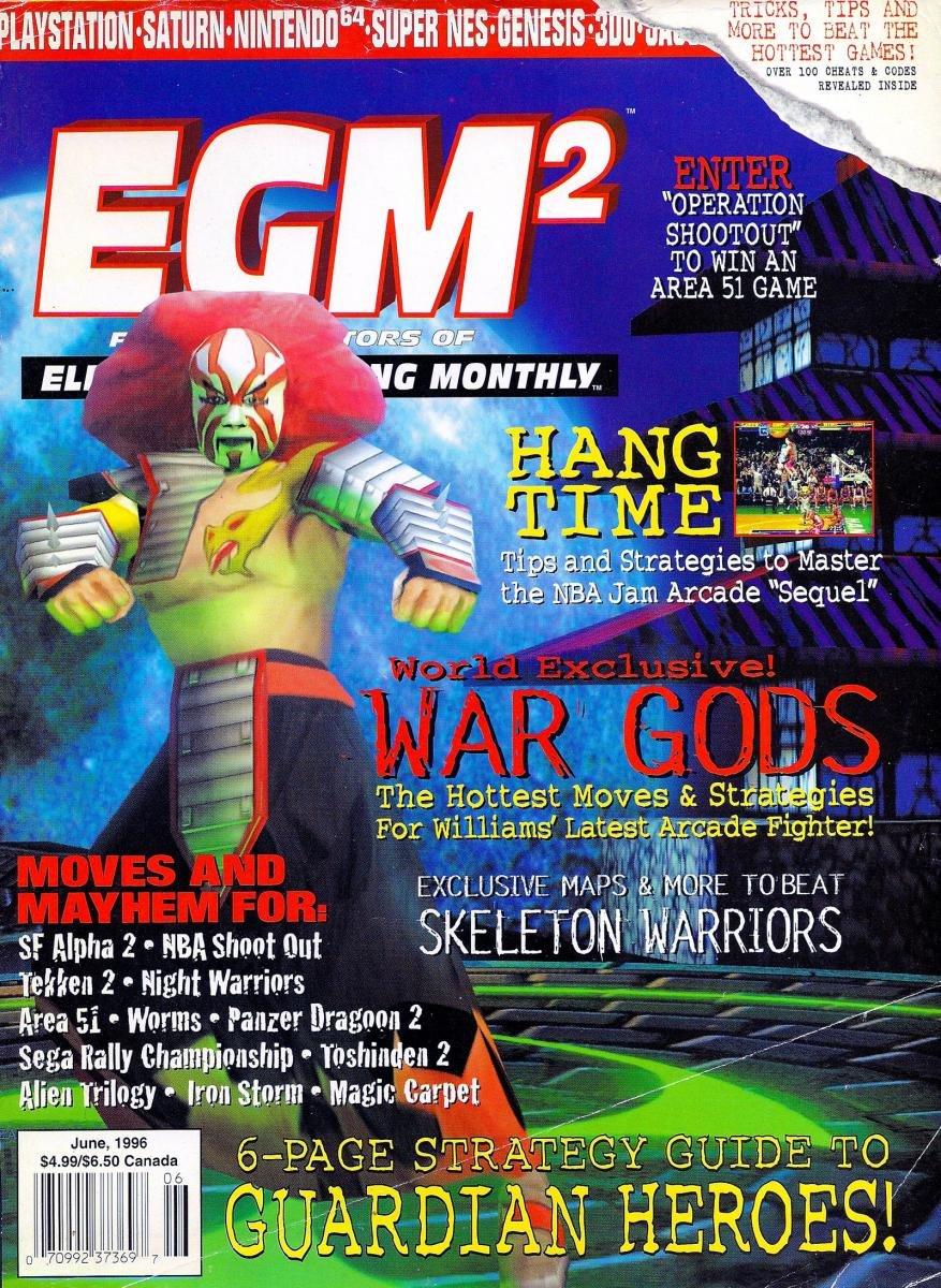 EGM2 Issue 24 (June 1996)