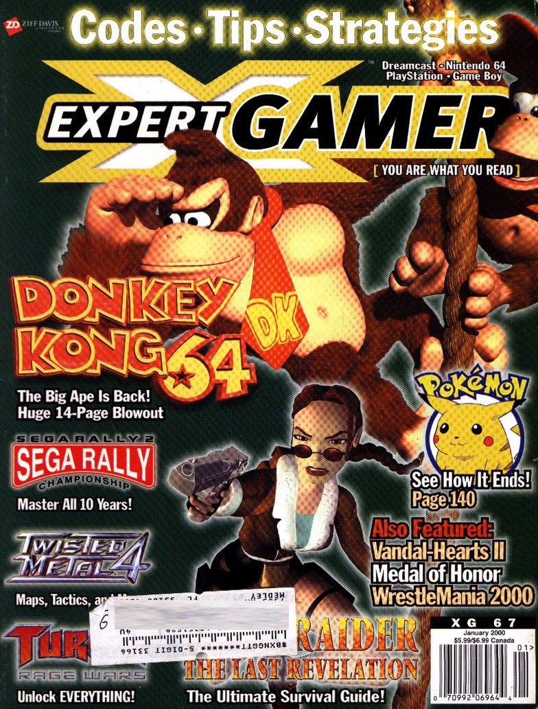 Expert Gamer Issue 67 (January 2000)