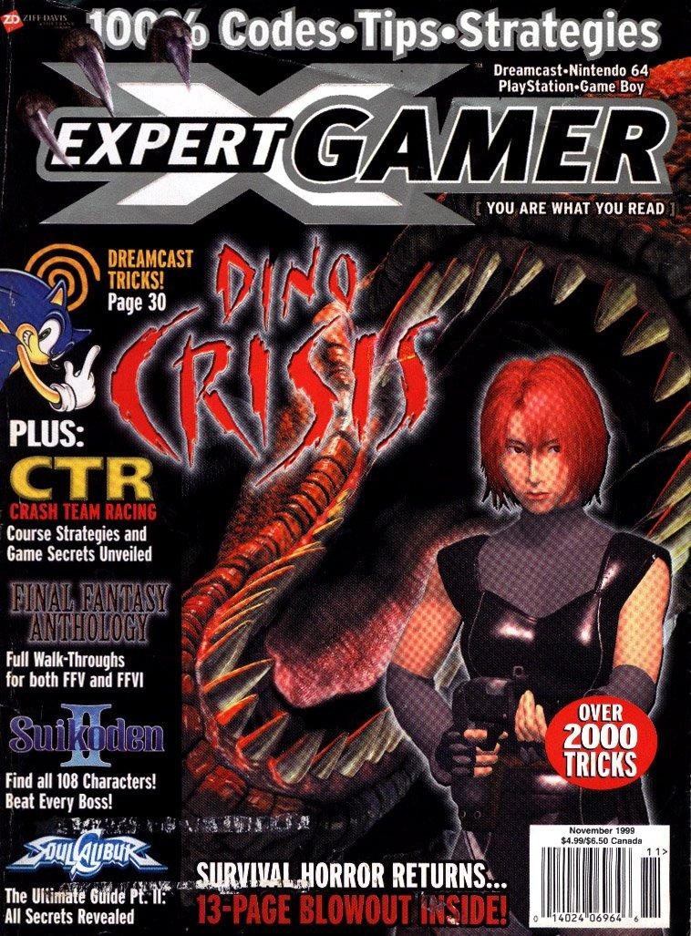 Expert Gamer Issue 65 (November 1999)