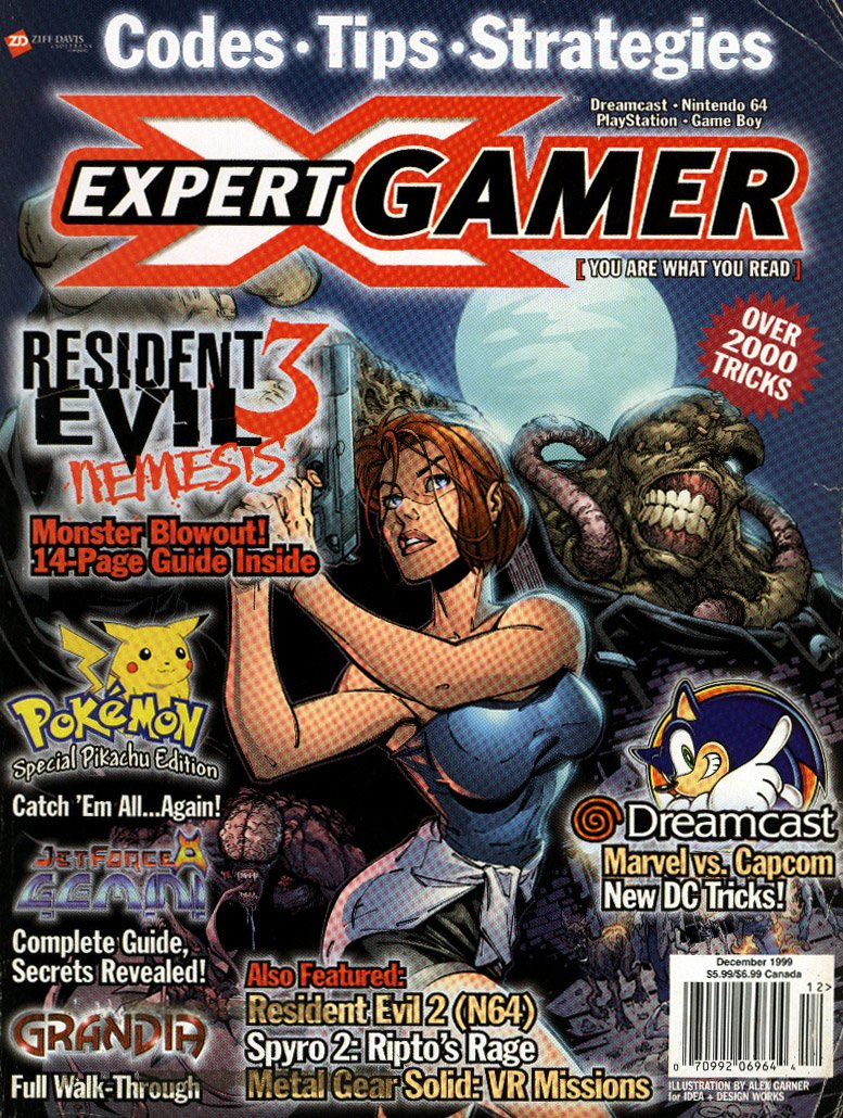 Expert Gamer Issue 66 (December 1999)