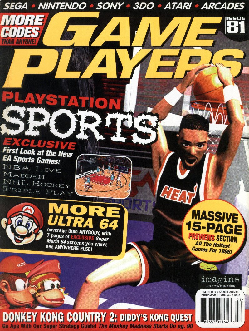 Game Players Issue 081 February 1996