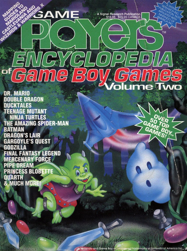 Game Players Encyclopedia of Game Boy Games Volume 02