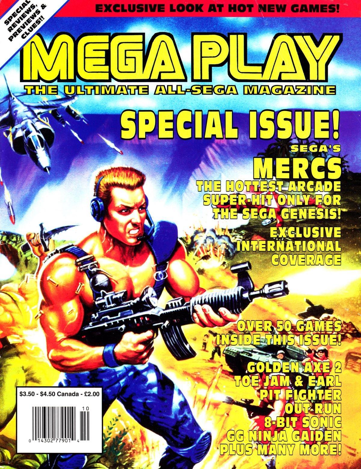 Mega Play Vol.2 No.5 September/October 1991