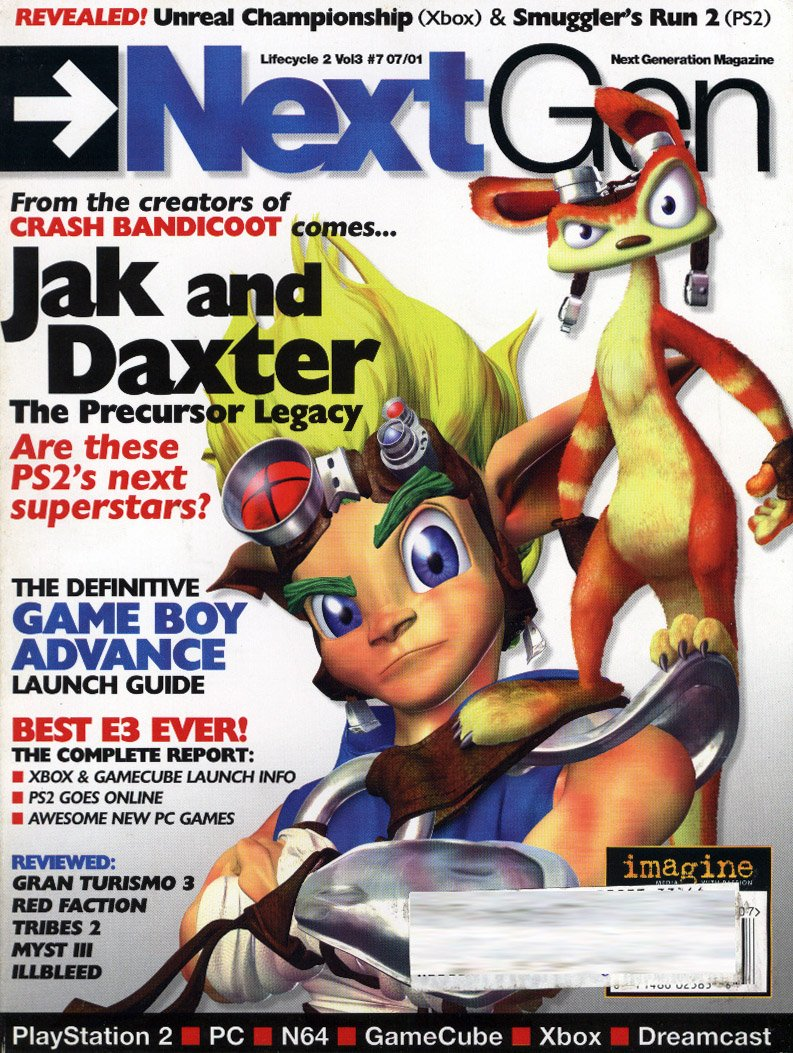Next Generation Issue 79 July 2001