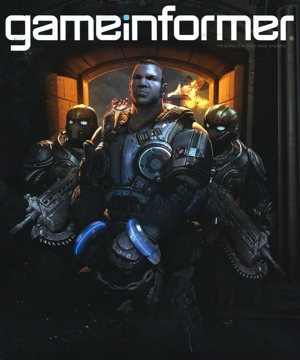 Game Informer Issue 231 July 2012 Cover 2 Of 2