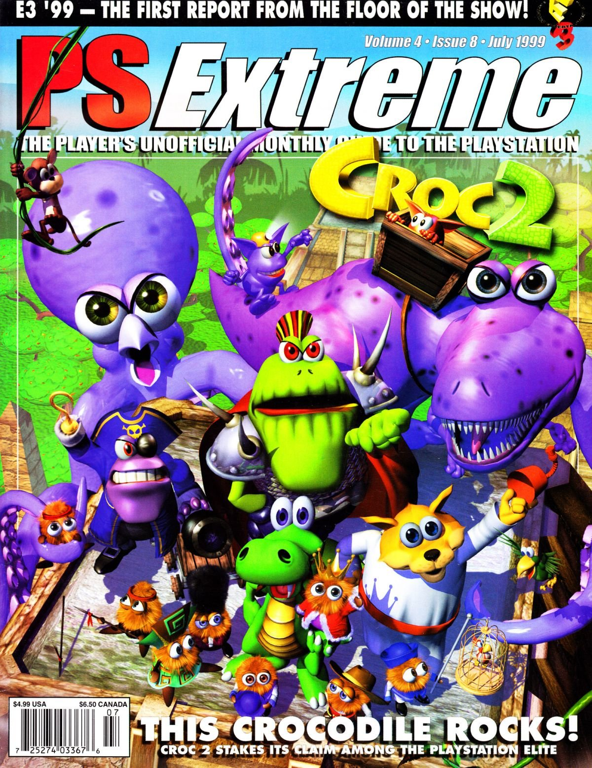 PSExtreme Issue 44 July 1999