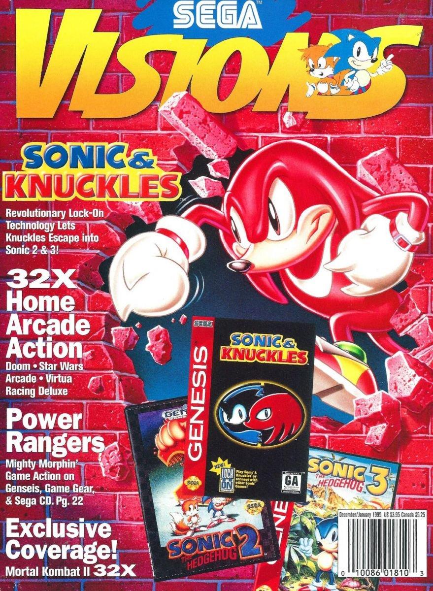 Sega Visions Issue 022 (December/January 1995)