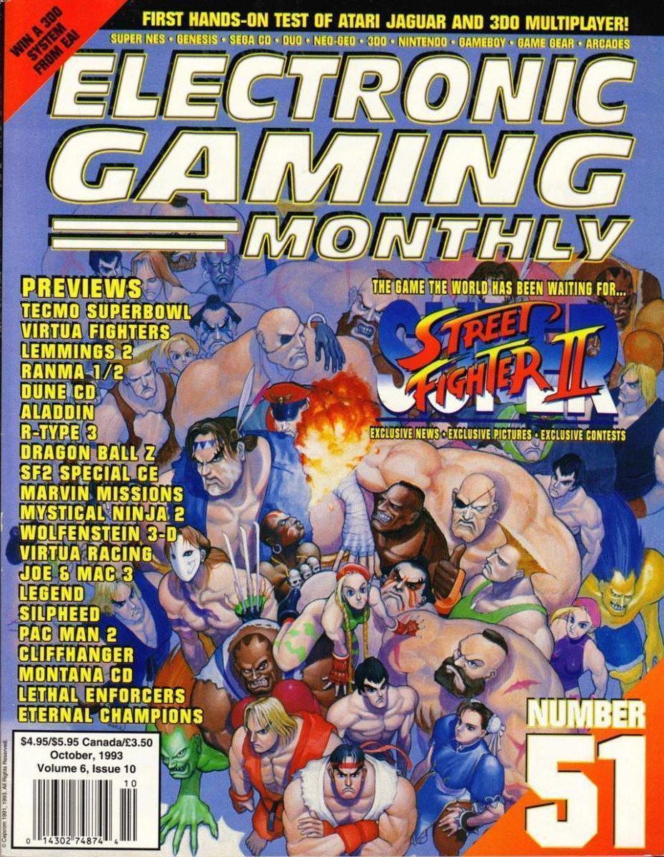 EGM 051 Oct 1993