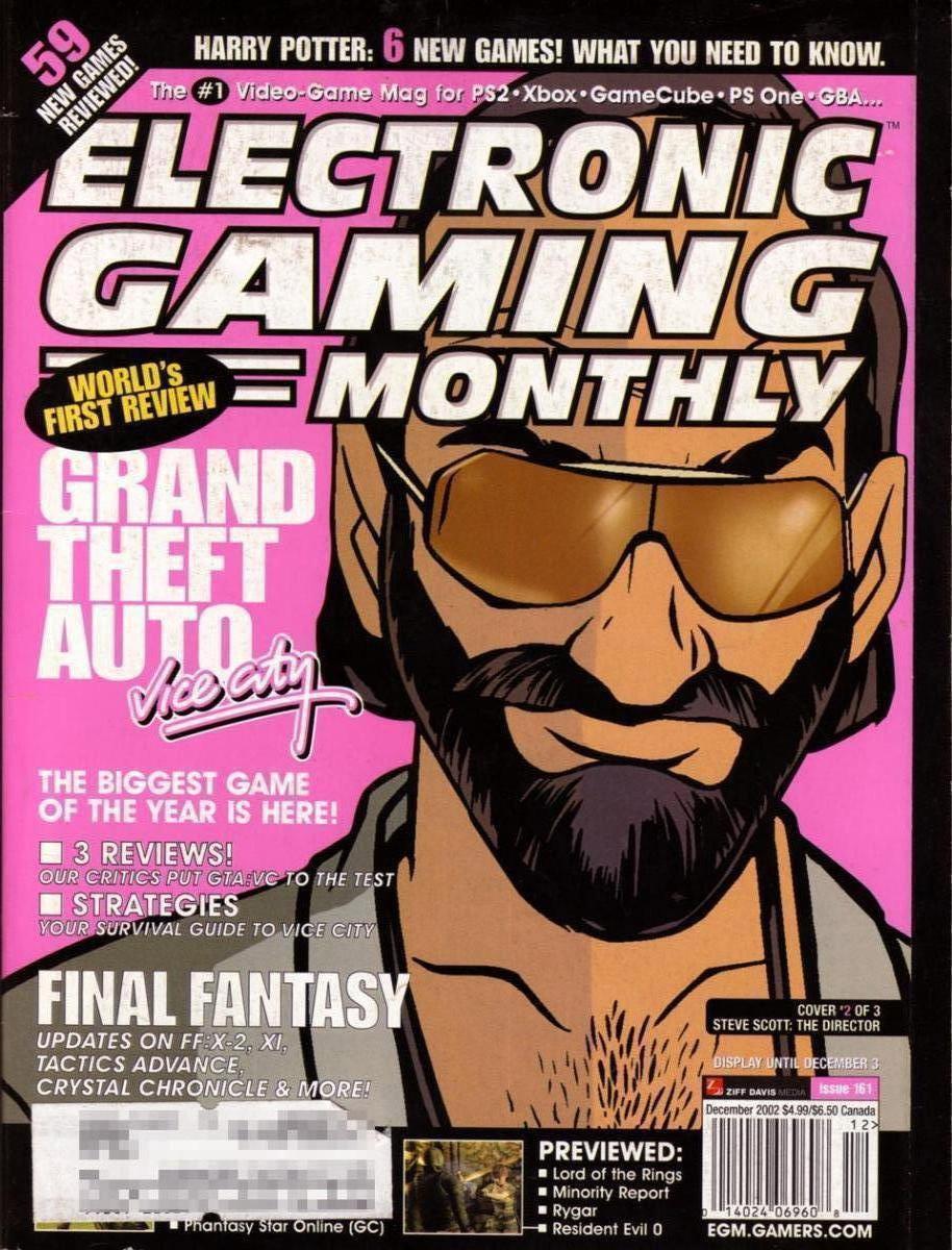 EGM 161 Dec 2002 cover 2