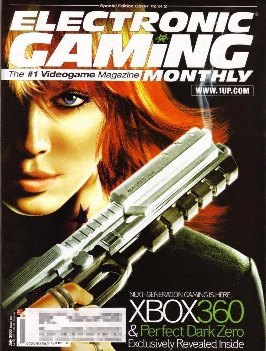 EGM 193 July 2005 cover 2