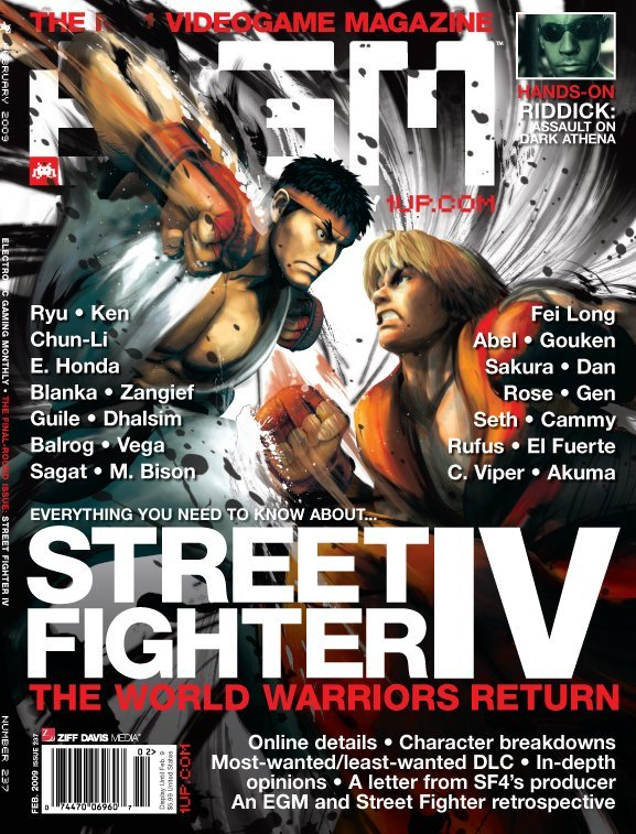 Electronic Gaming Monthly Issue 237 February 2009