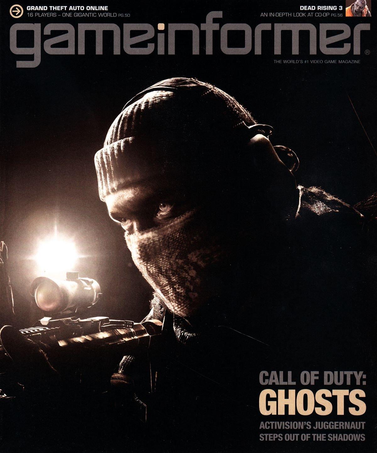 Game Informer Issue 246 October 2013