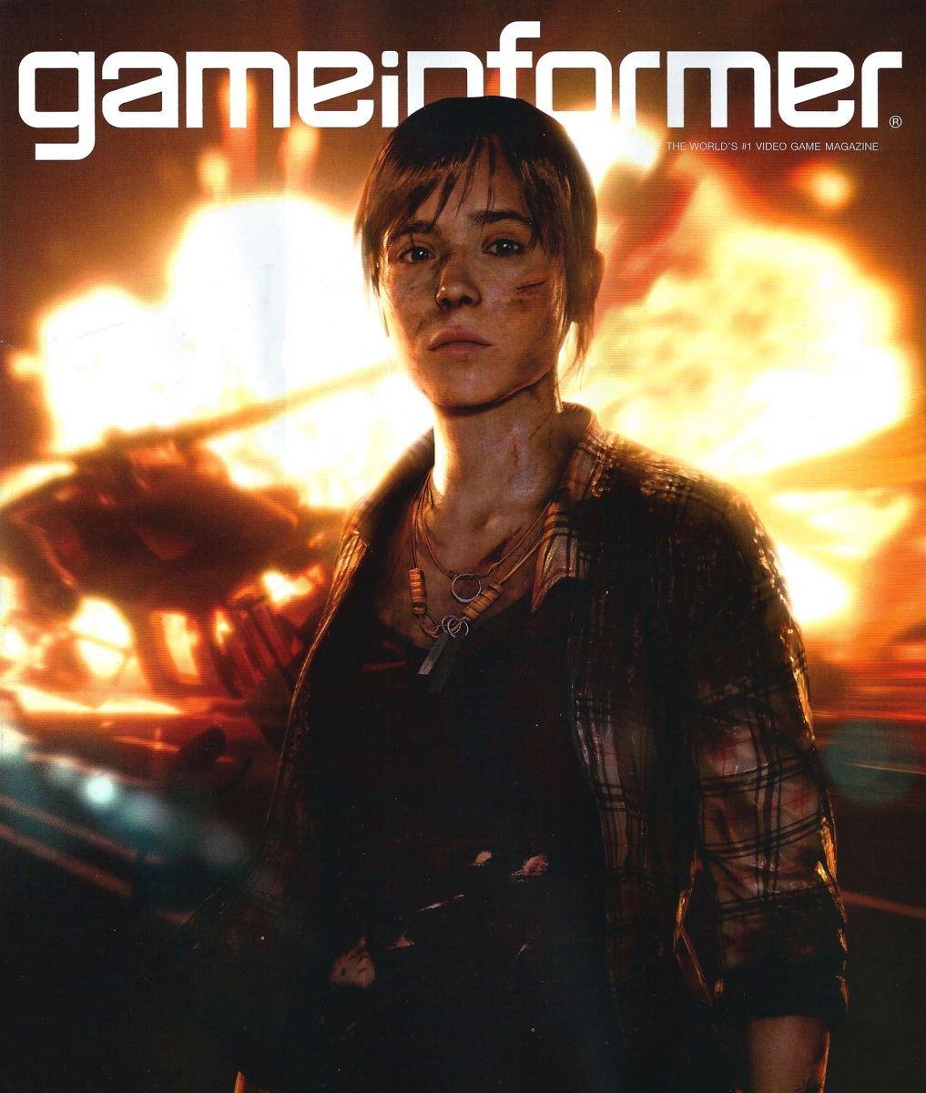 Game Informer Issue 235 November 2012 Cover 5 Of 5