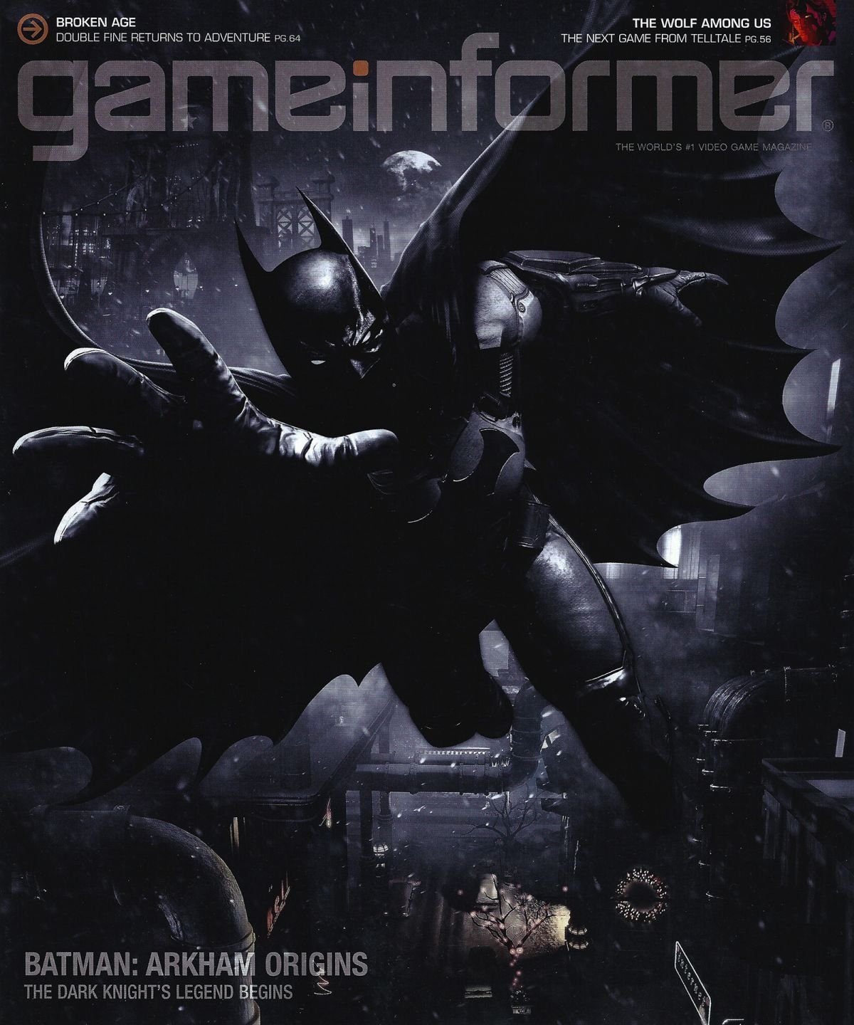 Game Informer Issue 241 May 2013