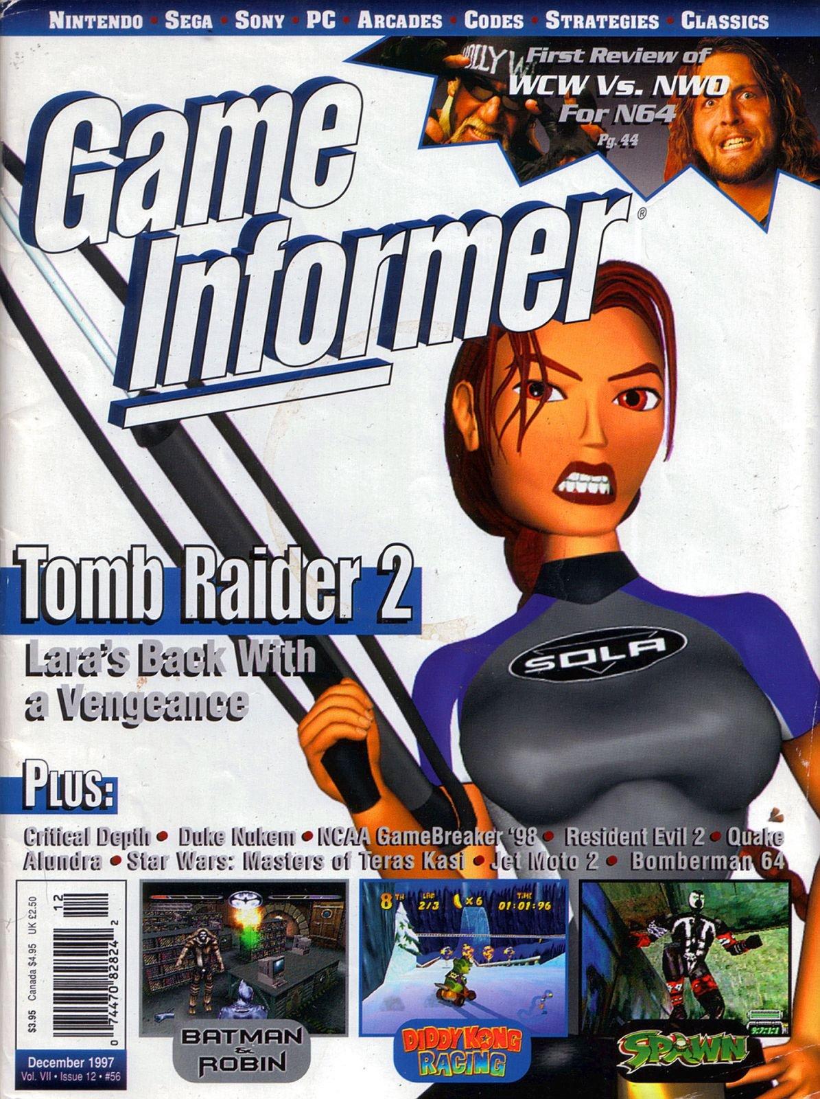 Game Informer Issue 056 December 1997