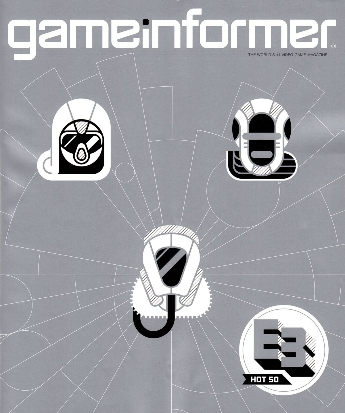 Game Informer Issue 244 August 2013 (Cover 1 of 5)