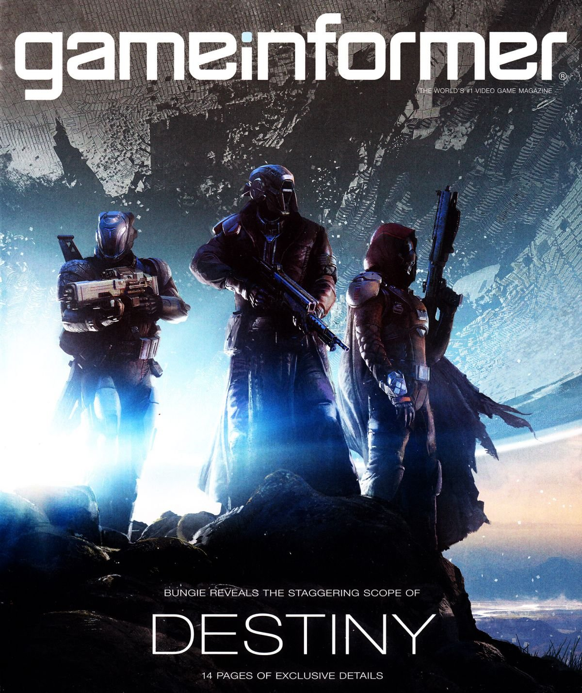 Game Informer Issue 249 January 2014