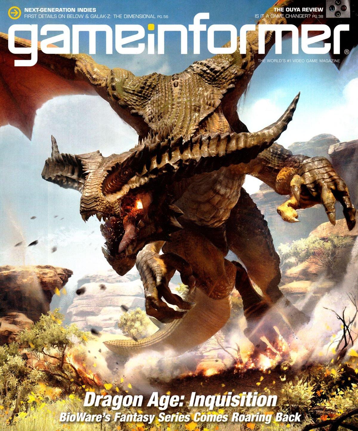 Game Informer Issue 245 September 2013