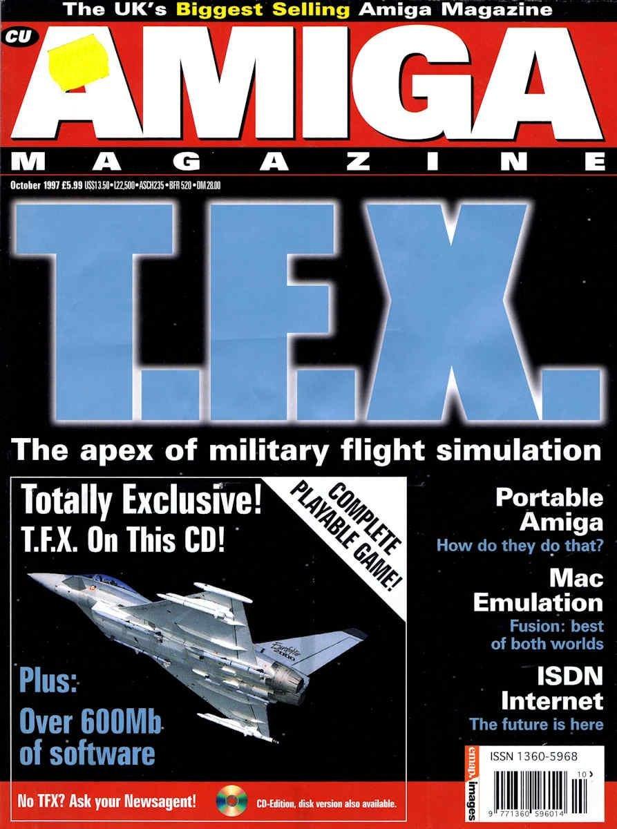 CU Amiga Issue 83